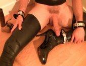 Masturbating In Panties