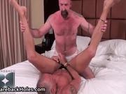 Hardcore gay bareback fucking and cock
