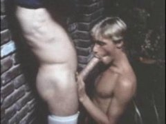 Vintage Cock Sucking